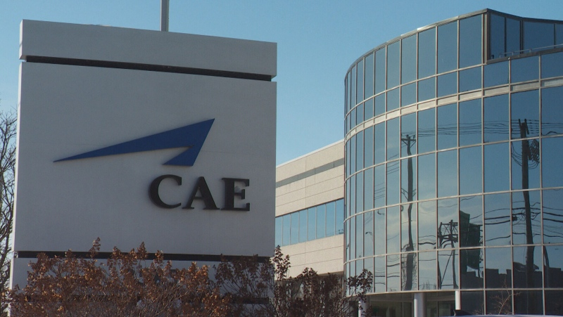 Canadian Aviation Electronics (CAE) has partnered with PYURE to assemble air sanitizers to help reduce the spread of COVID-19 (Image: CTV News)