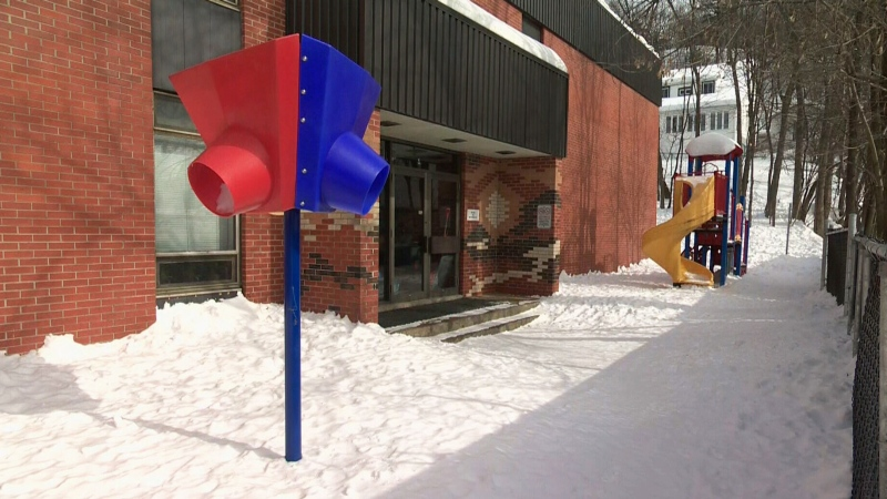 Quebec school