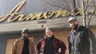 Ferdinand Belland, Spencer Kerr and Casey Wright purchased an old theatre in Cranbrook, B.C. with the intention of reopening it as a live music venue.