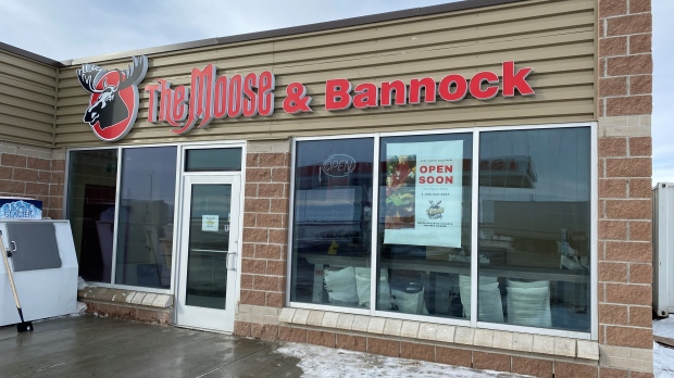 Regina's new 'The Moose and Bannock' offering authentic Indigenous cuisine
