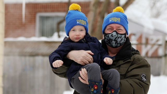 Youth Haven Coldest Night of the Year