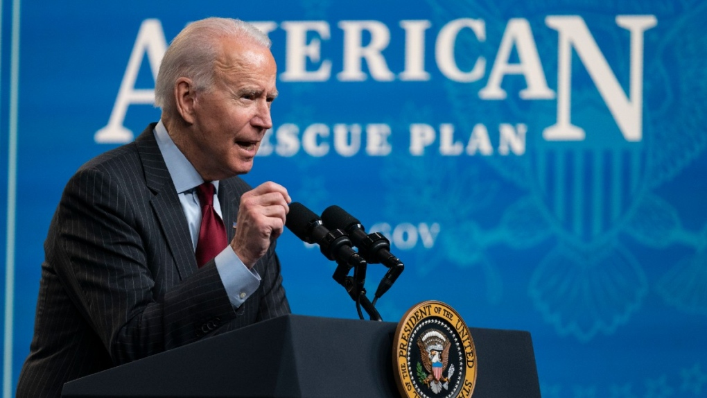Biden speaks about the Paycheck Protection Program