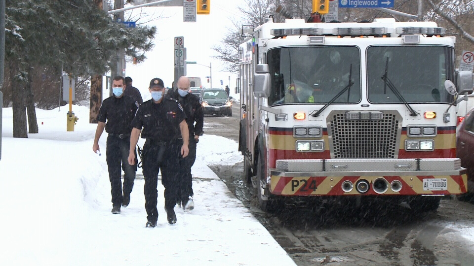Ottawa firefighters vaccinated