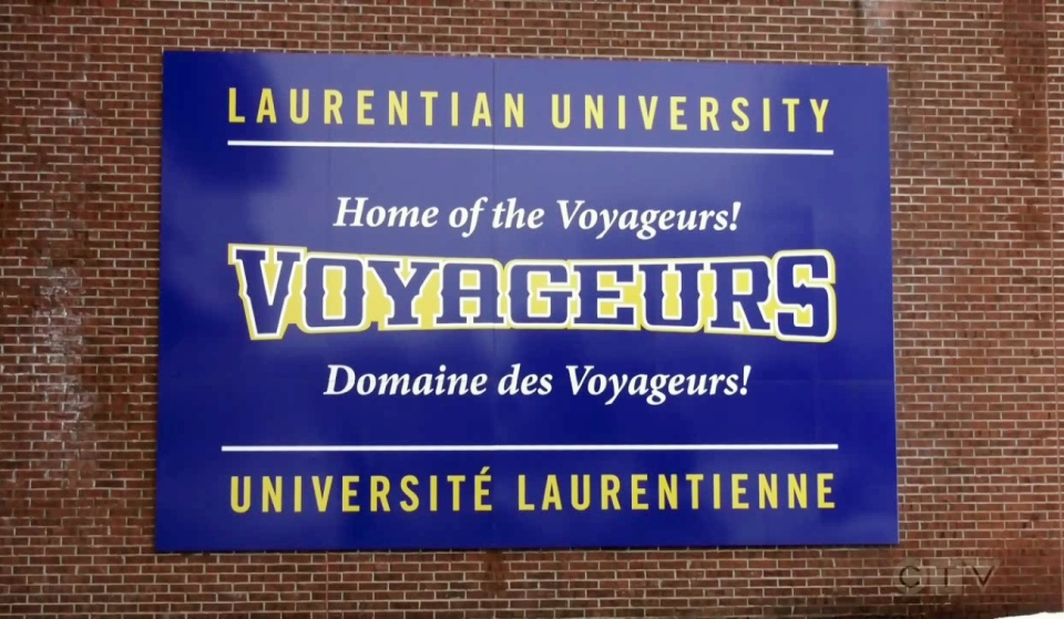 Stacey Zembryzcki is a former Laurentian University swimmer who, along with other alumni, donated almost $8,000 to the school's current swim program. After the university declared insolvency, no one will give Zembryzcki answers on what happened to that money.