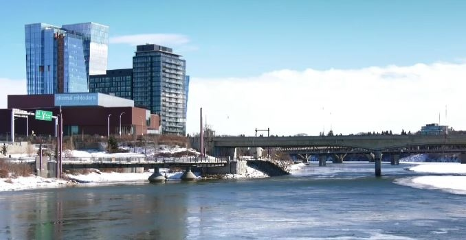 Saskatoon weather Feb 23