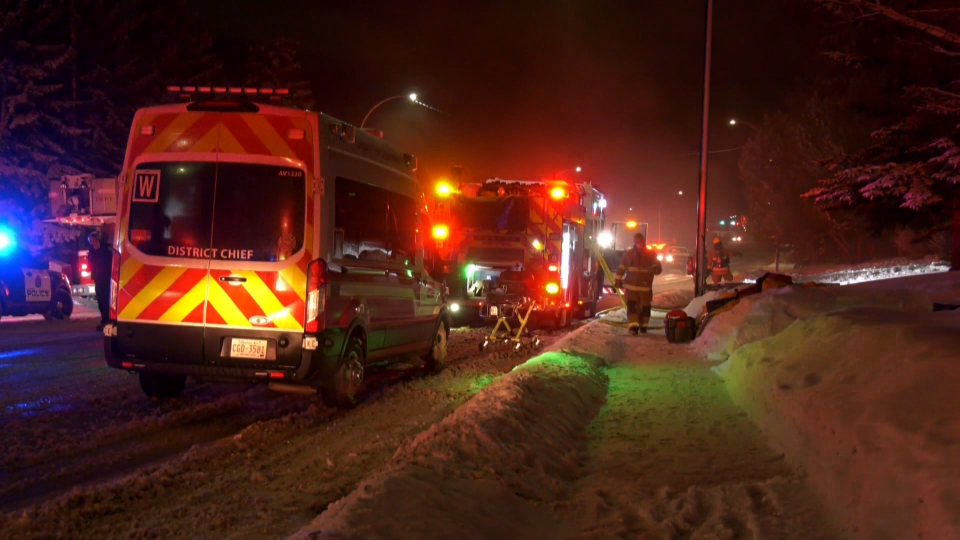 Elbow Drive, house fire,