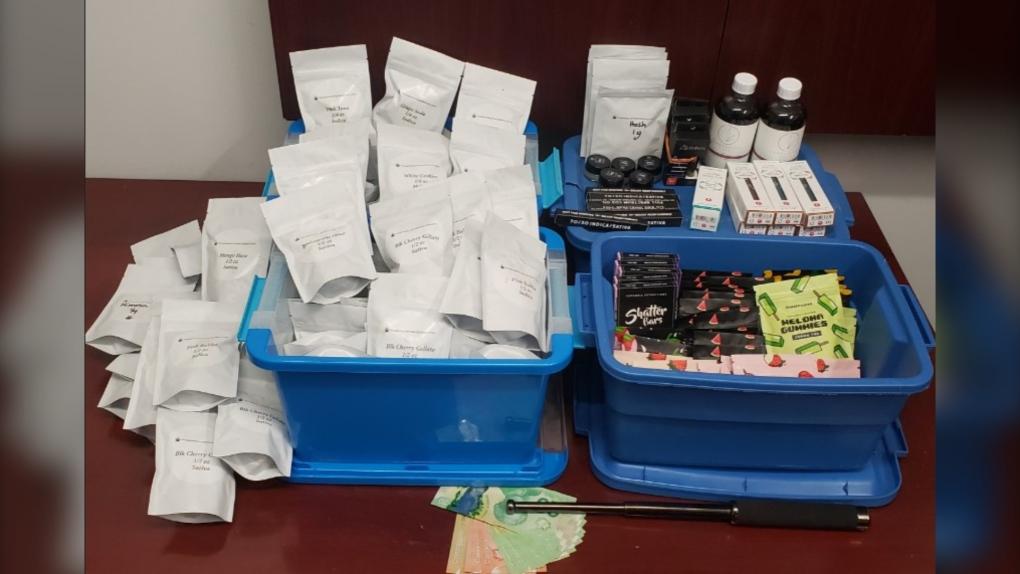 OPP in Muskoka seize more than $10,000 in cannabis