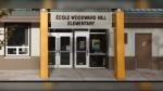 Ecole Woodward Hill Elementary in Surrey. (Ecole Woodward Hill/Twitter)