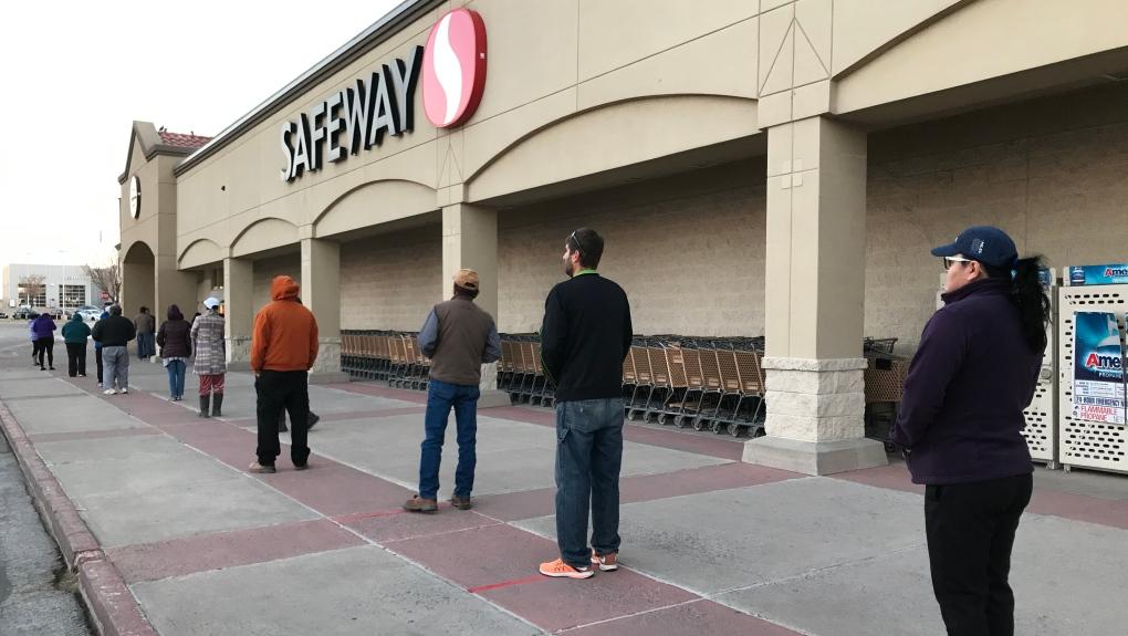 Safeway COVID-19