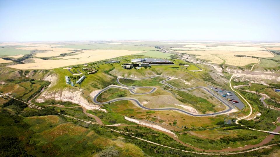Badland Motorsports, race track, racing park,