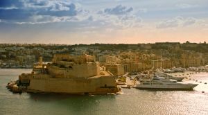 Mix Up in the Mediterranean is about food, romance and misunderstandings in the Mediterranean.