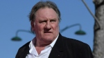 Depardieu's lawyer said he 'completely rejects the accusations'. (AFP)