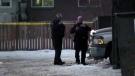 Homicide victim identified