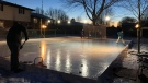 Backyard ice rinks in Windsor Essex (submitted by Emily Graham Hebert)