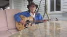 Eddy Pinard sings 'The Way I Am' by Merle Haggard