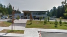 Ecole au-Coeur-de-L'ile in Comox is pictured: (Google Maps)