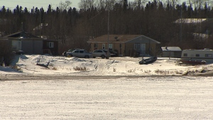 Military arrives in Cross Lake First Nation