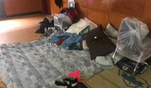 The volunteer run homeless shelter in Sudbury known as Hope for Sudbury has been told it has to close its doors. (File)