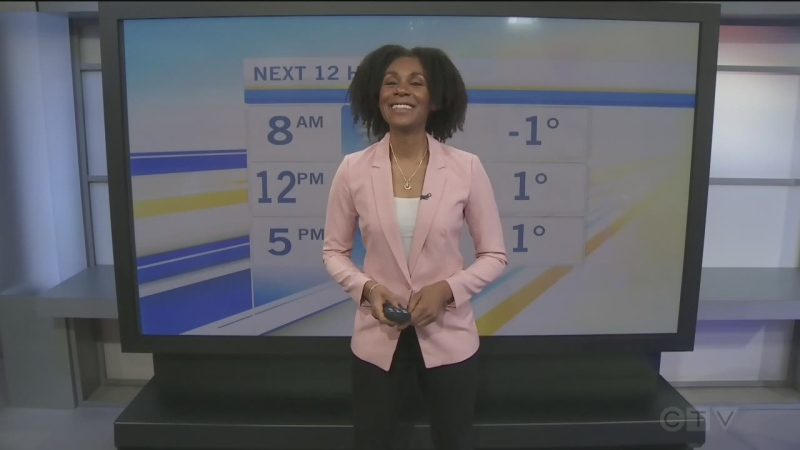 CTV Morning Live Weather Feb 24