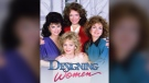 "The cast of the 1980s hit ""Designing Women"" are pictured in this file photo."