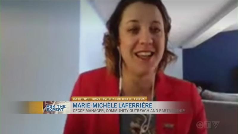 CTV Morning Live Lafrenière Feb 24