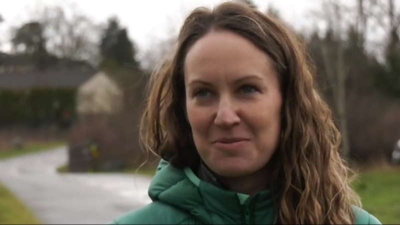 An island teacher is running 100 km to raise $100,000 for a former student with muscular dystrophy.