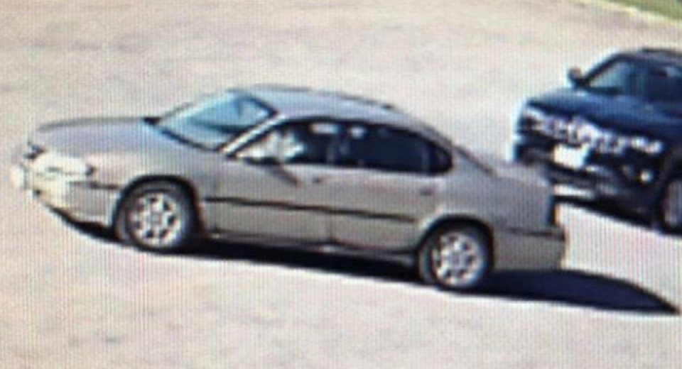 LPS suspect vehicle