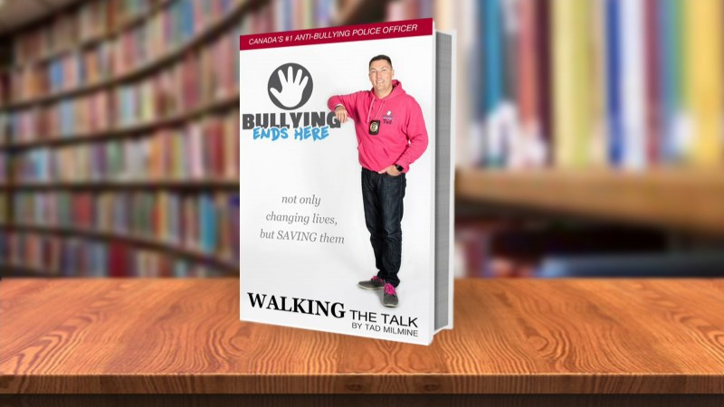 We speak to the President and Founder of Bullying Ends Here about Pink Shirt Day