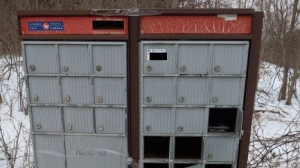 Provincial police are investigating thefts from mailboxes (Supplied: OPP)
