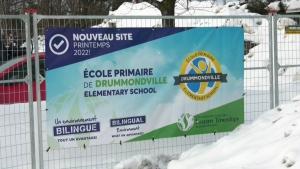 Drummondville elementary school