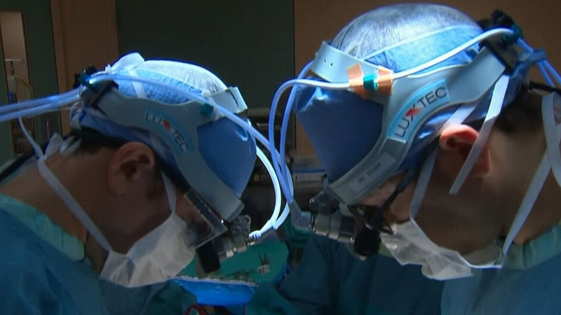 Quebec organ transplants are down