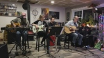 Group of friends from Temiskaming Shores perform