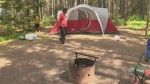 Campsite booking double the demand