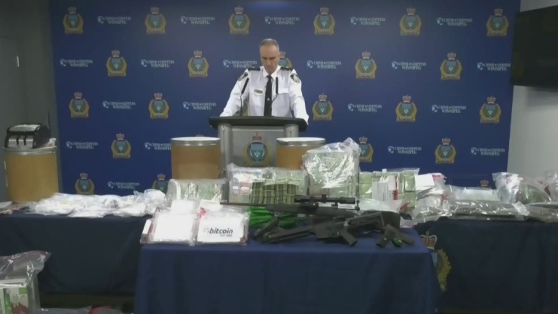 Police make seizure worth $11.5M
