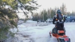 Remembering missing snowmobiler