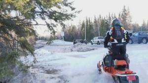 Remembering missing snowmobiler