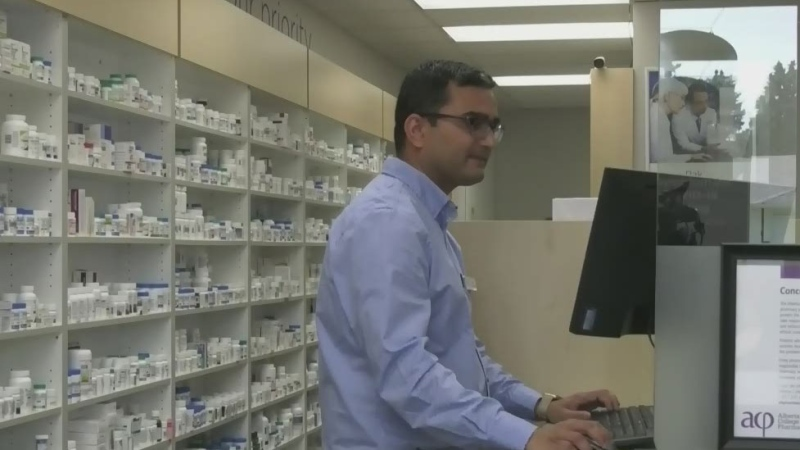Pharmacies in major cities to start vaccinations