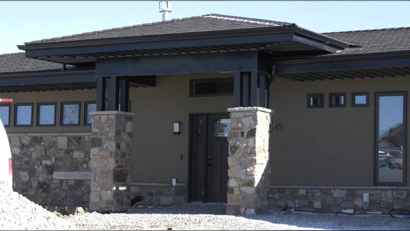 The construction of Bill and Melanie Brandley's dream home in Raymond, Alta. has turned into a nightmare for the family
