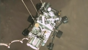 Manitoba company helped NASA Mars rover project
