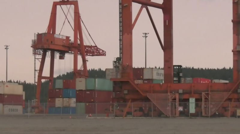 Nanaimo's Duke Point terminal to get $105M upgrade