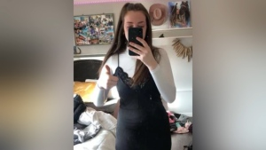 Teen sent home for 'distracting' clothing