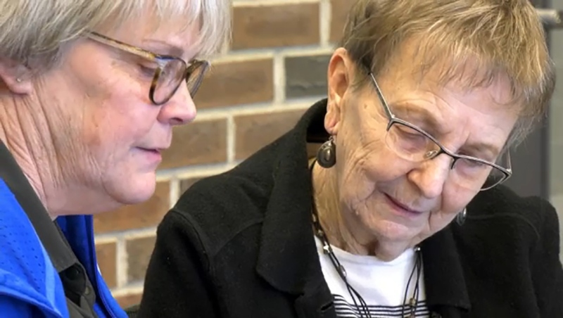 A small Alberta town has transformed into a dementia-friendly community. Kevin Fleming reports
