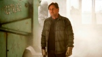 """This image provided by ABC shows Emilio Estevez in a scene from """"The Mighty Ducks: Game Changers."""" (Liane Hektischer/ABC via AP)"""