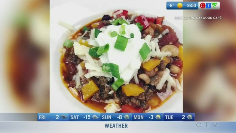 We cook up some fun on National Chili Day
