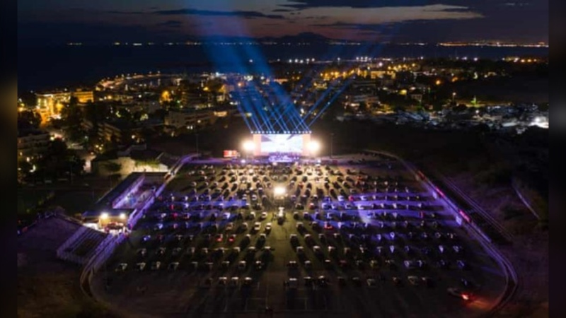Live outdoor concerts will be held in the southwest parking lot of the Grey Eagle Resort & Casino. (supplied)