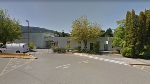 Island Health says the exposure occurred on Feb. 16 at Mountain View Elementary at 2480 East Wellington Rd. (Google Maps)