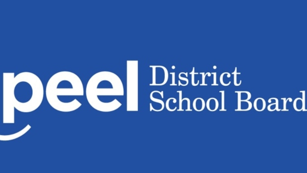 The logo for the Peel District School Board is seen. (PDSB)