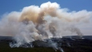 Communities in northeastern Ontario are under an air quality statement from Environment Canada because of drifting smoke from forest fires in the northwest. (File)