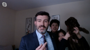 Iveson and kids