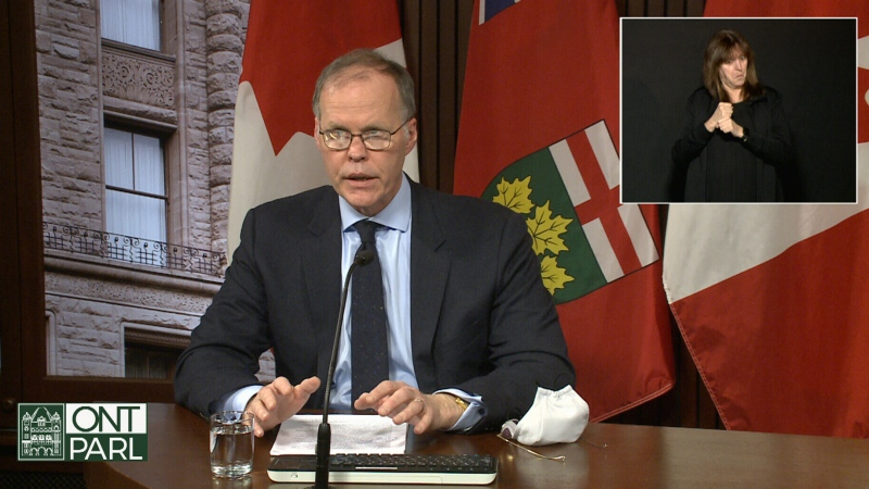 Brown: 'Care and caution' still needed in Ont.